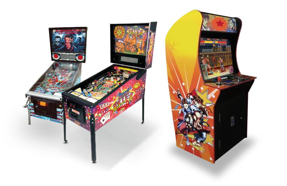 Location de bornes d'arcade avec Loc Baby Foot